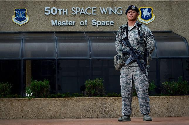 | Staff Sgt Eric Proctor of the 50th Security Forces Squadron responsible for | MR Online