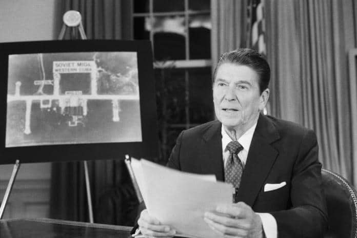 | 23 March 1983 President Ronald Reagan Proposes The Strategic Defense Initiative SDI Better Known As Star Wars | MR Online