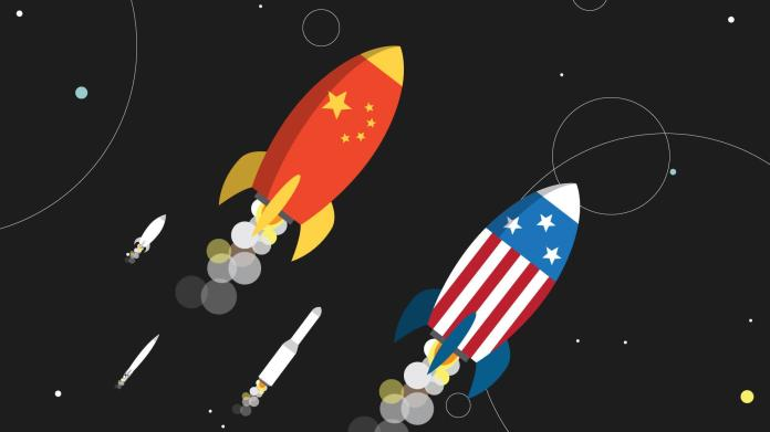 | Space arms race as Russia China emerge as rapidly growing threats to US | MR Online