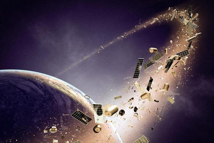 Space junk: The cluttered frontier | MIT News | Massachusetts Institute of Technology