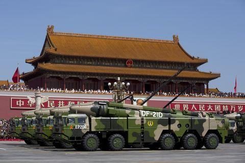 | China Holds Military Parade To Commemorate End Of World War II In Asia | MR Online
