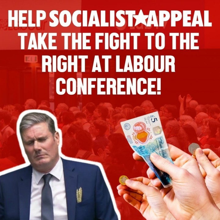 Crowdfunder Image Socialist Appeal