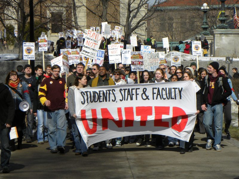 National Day of Action in Defense of Public Education