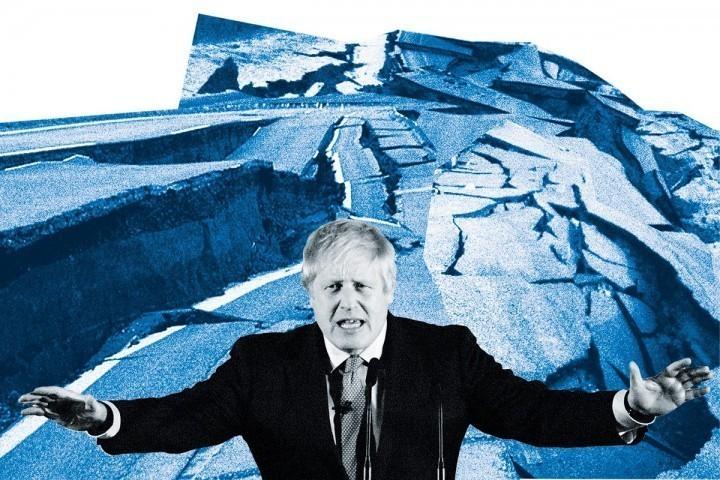 Boris earthquake