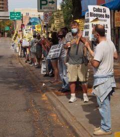 Minnesota protest against U.S. wars