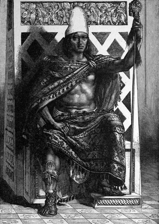 Moctezuma II Image Public Domain