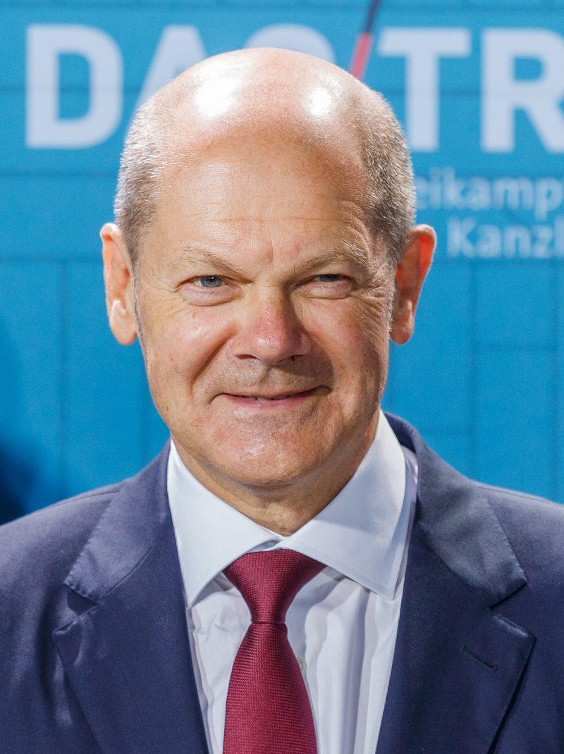 Olaf Scholz SPD