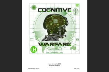| The 2020 NATOsponsored study on cognitive warfare | MR Online