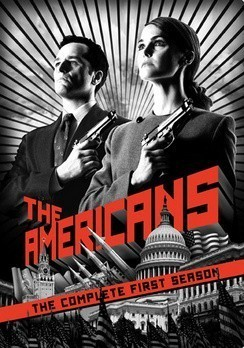 The Americans: The Complete First Season (DVD)